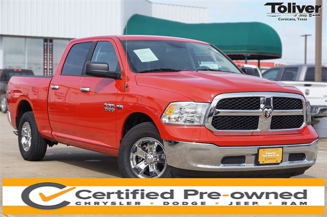 2018 Ram 1500 Crew Cab 4x2,  Pickup #P3494 - photo 1