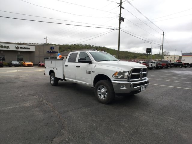 2018 Ram 3500 Crew Cab 4x4, Service Body #AA200 - photo 4
