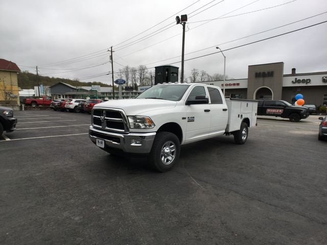 2018 Ram 3500 Crew Cab 4x4, Service Body #AA200 - photo 1