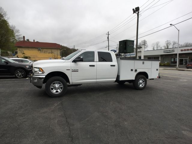 2018 Ram 3500 Crew Cab 4x4, Service Body #AA200 - photo 9