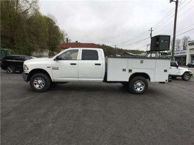 2018 Ram 3500 Crew Cab 4x4, Service Body #AA200 - photo 11