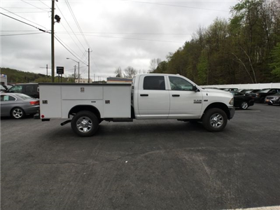 2018 Ram 3500 Crew Cab 4x4, Service Body #AA200 - photo 21