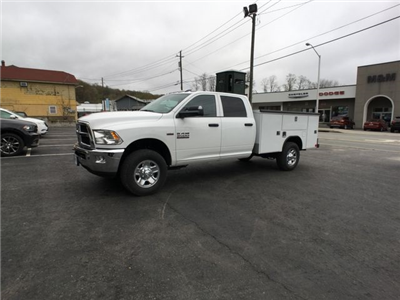 2018 Ram 3500 Crew Cab 4x4, Service Body #AA200 - photo 8