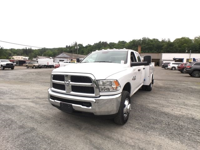2018 Ram 3500 Crew Cab DRW 4x4,  Reading Service Body #AA273 - photo 3