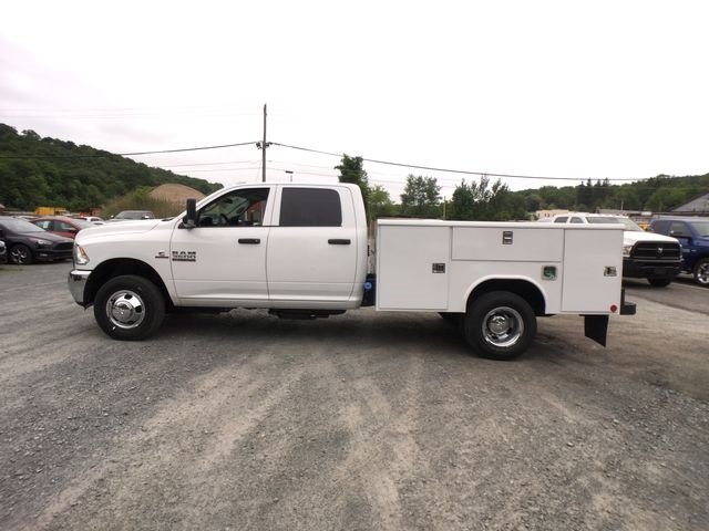 2018 Ram 3500 Crew Cab DRW 4x4,  Reading Service Body #AA273 - photo 11
