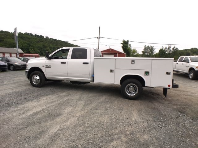 2018 Ram 3500 Crew Cab DRW 4x4,  Reading Service Body #AA273 - photo 2