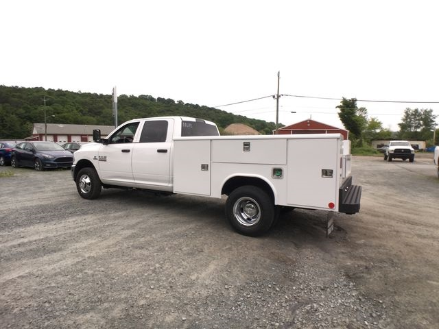 2018 Ram 3500 Crew Cab DRW 4x4,  Reading Service Body #AA273 - photo 12