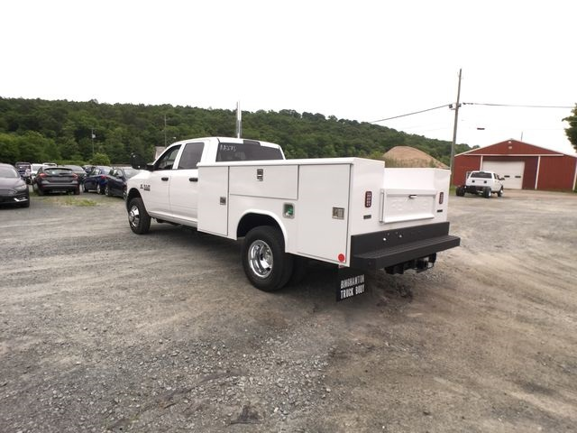 2018 Ram 3500 Crew Cab DRW 4x4,  Reading Service Body #AA273 - photo 13