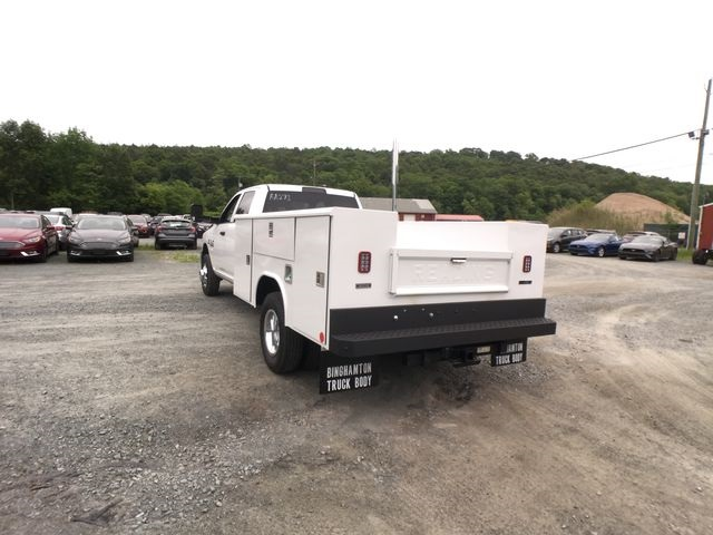 2018 Ram 3500 Crew Cab DRW 4x4,  Reading Service Body #AA273 - photo 14