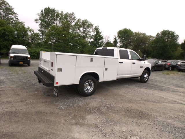2018 Ram 3500 Crew Cab DRW 4x4,  Reading Service Body #AA273 - photo 19