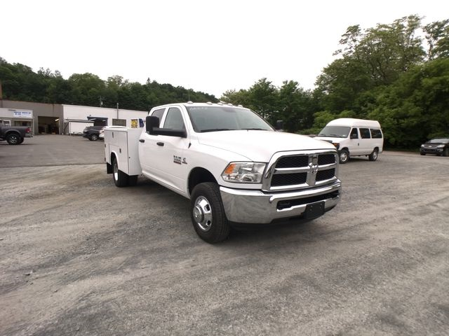 2018 Ram 3500 Crew Cab DRW 4x4,  Reading Service Body #AA273 - photo 4