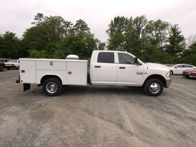 2018 Ram 3500 Crew Cab DRW 4x4,  Reading Service Body #AA273 - photo 22