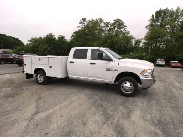 2018 Ram 3500 Crew Cab DRW 4x4,  Reading Service Body #AA273 - photo 24