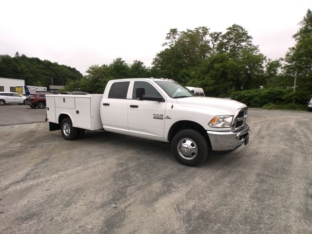 2018 Ram 3500 Crew Cab DRW 4x4,  Reading Service Body #AA273 - photo 25
