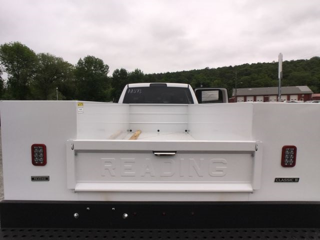 2018 Ram 3500 Crew Cab DRW 4x4,  Reading Service Body #AA273 - photo 37