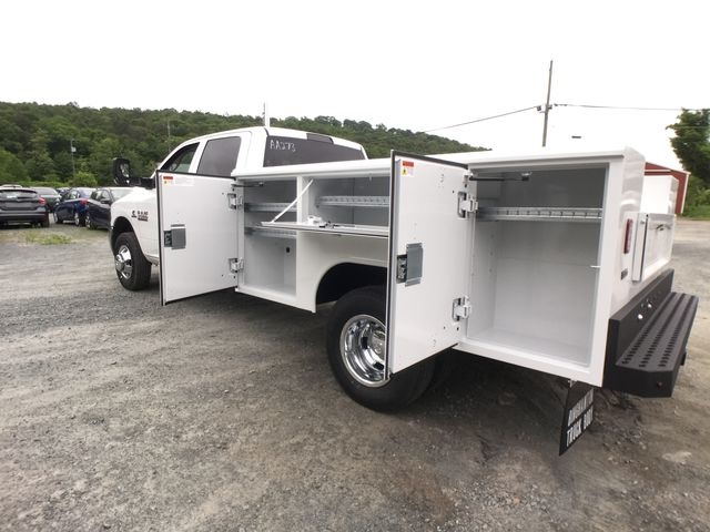 2018 Ram 3500 Crew Cab DRW 4x4,  Reading Service Body #AA273 - photo 41