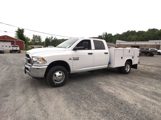 2018 Ram 3500 Crew Cab DRW 4x4,  Reading Service Body #AA273 - photo 8