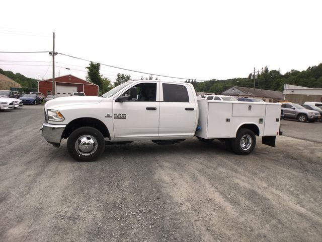 2018 Ram 3500 Crew Cab DRW 4x4,  Reading Service Body #AA273 - photo 9