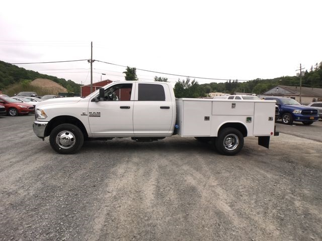 2018 Ram 3500 Crew Cab DRW 4x4,  Reading Service Body #AA273 - photo 10