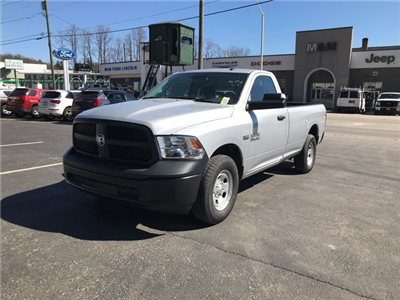 2018 Ram 1500 Regular Cab 4x4, Pickup #AA274 - photo 7