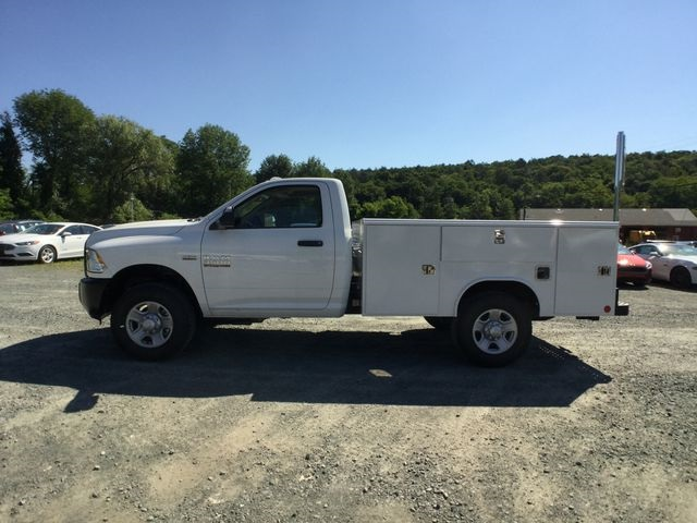 2018 Ram 3500 Regular Cab 4x4,  Reading Service Body #AA275 - photo 11