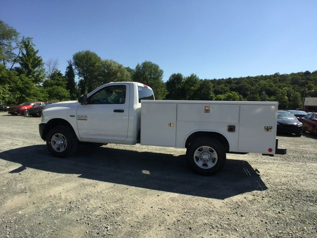 2018 Ram 3500 Regular Cab 4x4,  Reading Service Body #AA275 - photo 12