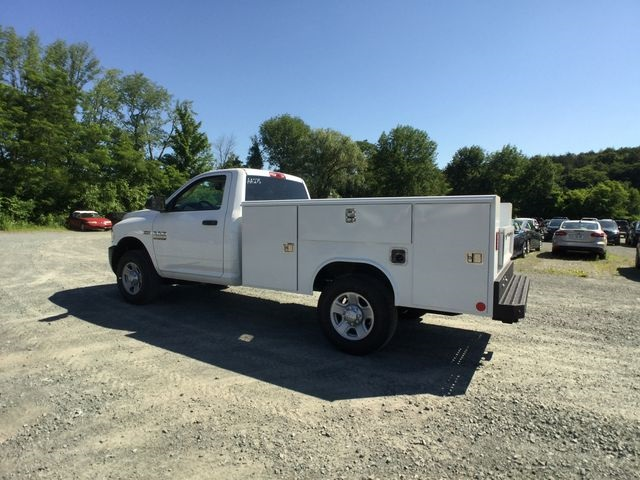 2018 Ram 3500 Regular Cab 4x4,  Reading Service Body #AA275 - photo 13
