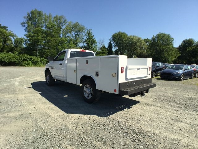 2018 Ram 3500 Regular Cab 4x4,  Reading Service Body #AA275 - photo 2