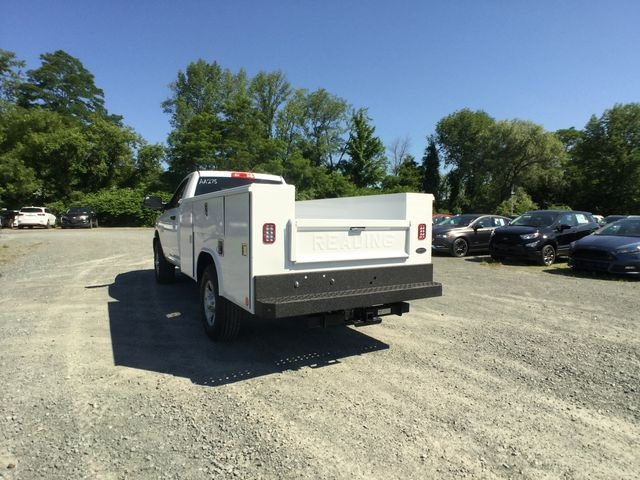 2018 Ram 3500 Regular Cab 4x4,  Reading Service Body #AA275 - photo 14