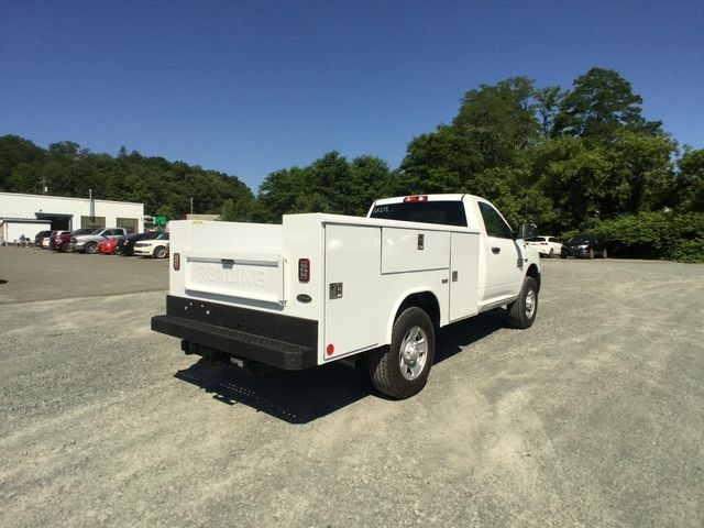 2018 Ram 3500 Regular Cab 4x4,  Reading Service Body #AA275 - photo 18