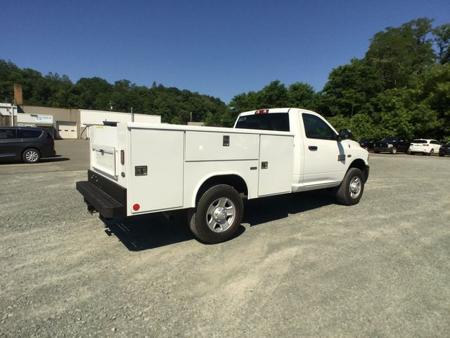 2018 Ram 3500 Regular Cab 4x4,  Reading Service Body #AA275 - photo 19