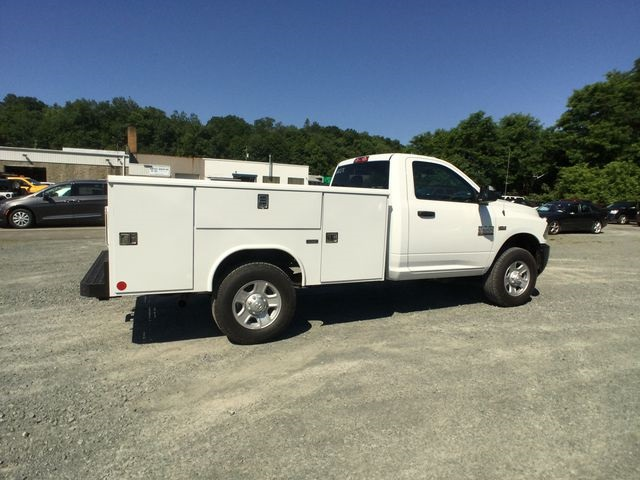 2018 Ram 3500 Regular Cab 4x4,  Reading Service Body #AA275 - photo 20