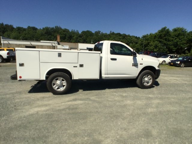 2018 Ram 3500 Regular Cab 4x4,  Reading Service Body #AA275 - photo 21