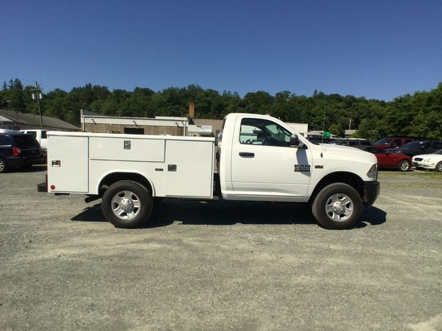 2018 Ram 3500 Regular Cab 4x4,  Reading Service Body #AA275 - photo 22