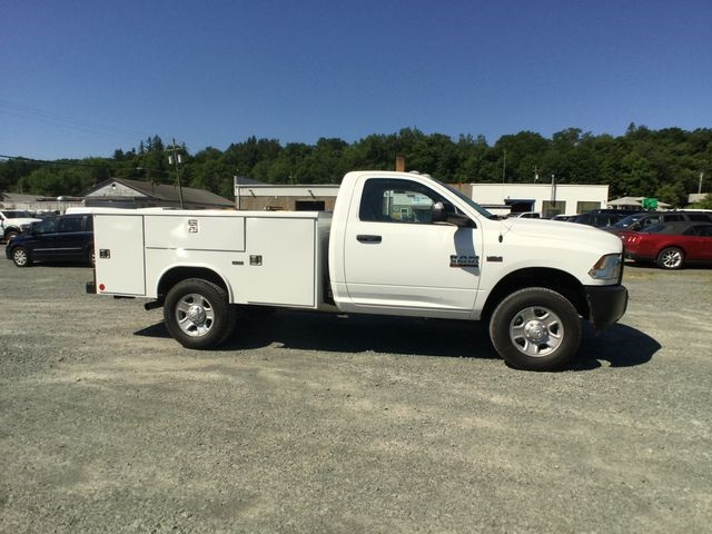 2018 Ram 3500 Regular Cab 4x4,  Reading Service Body #AA275 - photo 23
