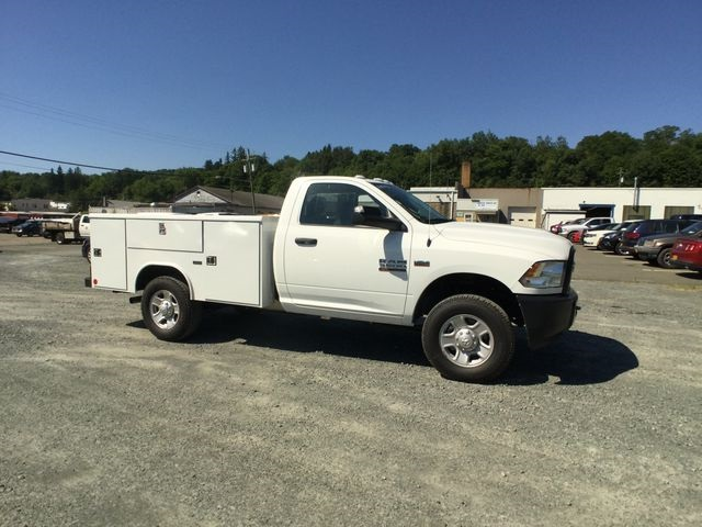 2018 Ram 3500 Regular Cab 4x4,  Reading Service Body #AA275 - photo 24