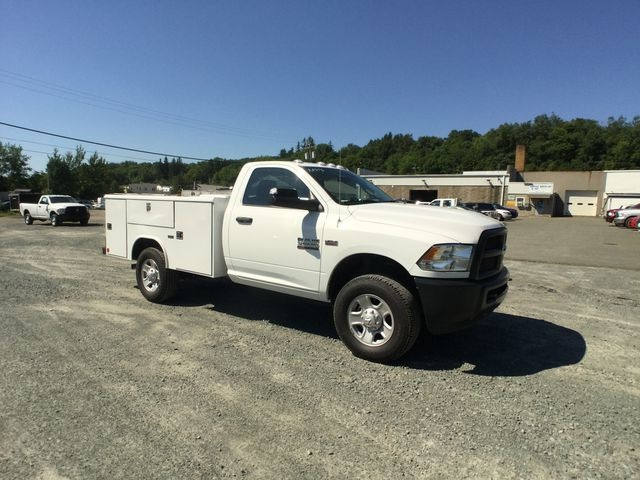 2018 Ram 3500 Regular Cab 4x4,  Reading Service Body #AA275 - photo 25
