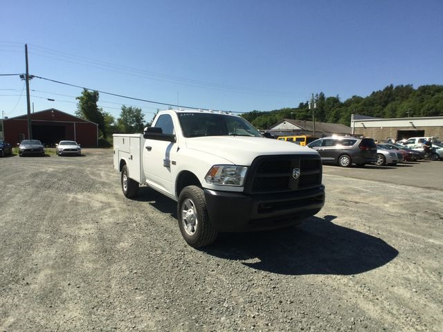 2018 Ram 3500 Regular Cab 4x4,  Reading Classic II Steel Service Body #AA275 - photo 5