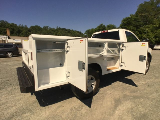 2018 Ram 3500 Regular Cab 4x4,  Reading Service Body #AA275 - photo 37