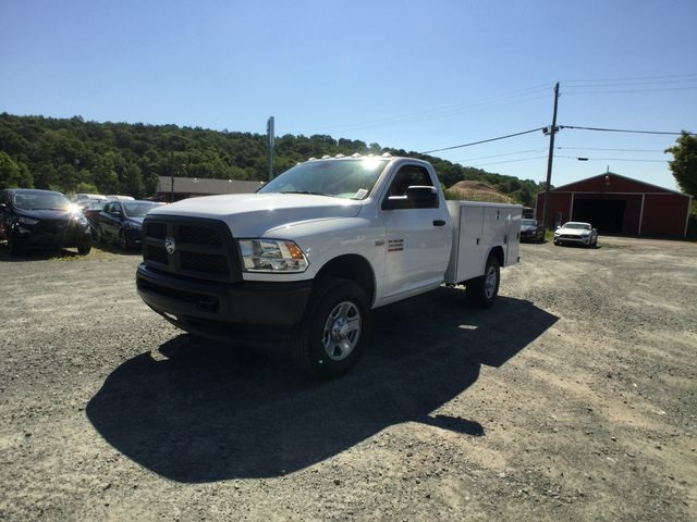 2018 Ram 3500 Regular Cab 4x4,  Reading Service Body #AA275 - photo 9