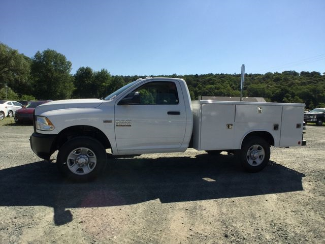 2018 Ram 3500 Regular Cab 4x4,  Reading Service Body #AA275 - photo 10