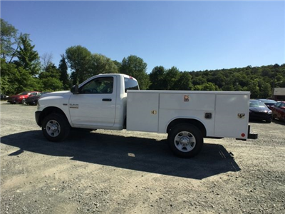 2018 Ram 3500 Regular Cab 4x4,  Reading Classic II Steel Service Body #AA275 - photo 12