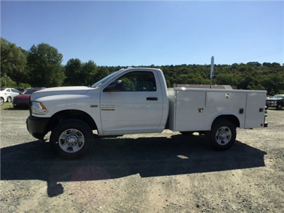 2018 Ram 3500 Regular Cab 4x4,  Reading Classic II Steel Service Body #AA275 - photo 10