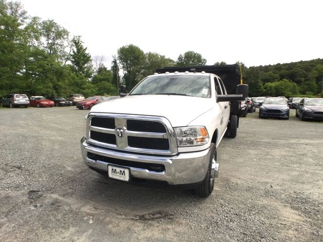 2018 Ram 3500 Crew Cab DRW 4x4,  Reading Dump Body #AA338 - photo 3