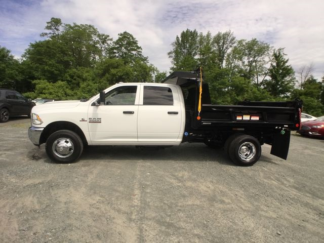 2018 Ram 3500 Crew Cab DRW 4x4,  Reading Dump Body #AA338 - photo 11