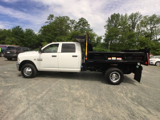 2018 Ram 3500 Crew Cab DRW 4x4,  Reading Dump Body #AA338 - photo 12