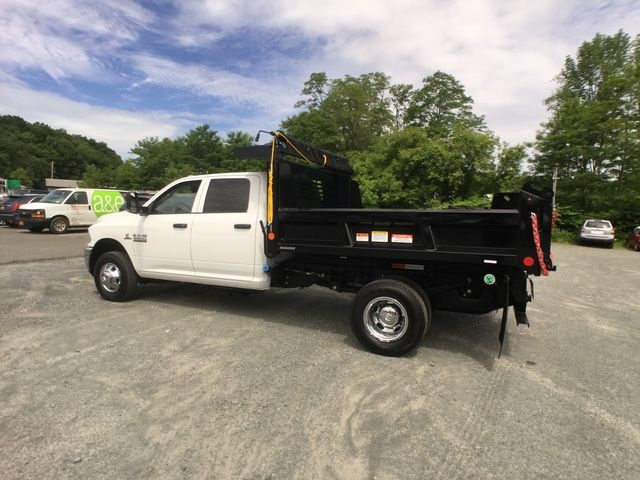2018 Ram 3500 Crew Cab DRW 4x4,  Reading Dump Body #AA338 - photo 13