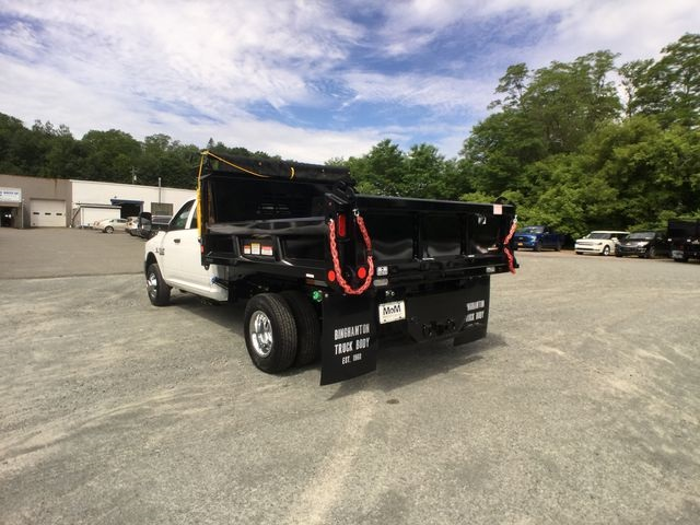 2018 Ram 3500 Crew Cab DRW 4x4,  Reading Dump Body #AA338 - photo 14