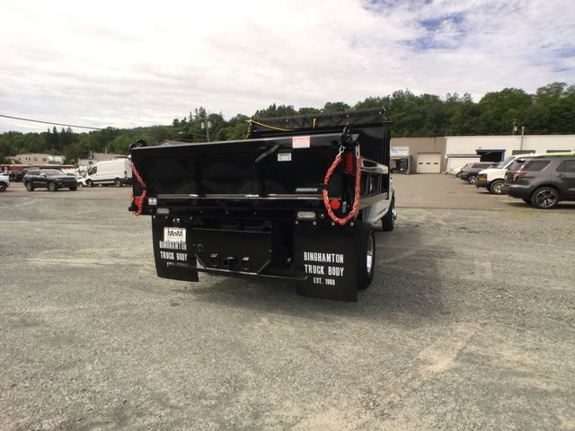 2018 Ram 3500 Crew Cab DRW 4x4,  Reading Dump Body #AA338 - photo 17