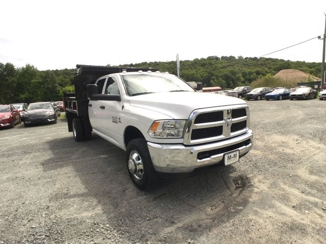 2018 Ram 3500 Crew Cab DRW 4x4,  Reading Dump Body #AA338 - photo 4